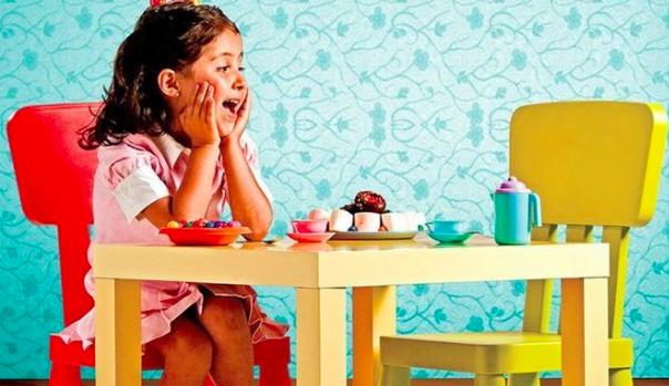 ¿Has visto alguna vez a tu hijito hablando conamigos imaginarios?