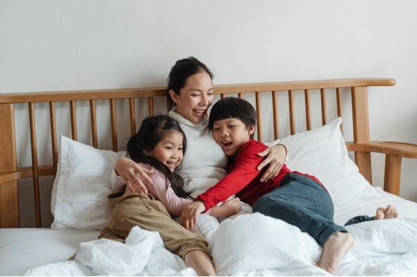 Frases que todo niño debe oír de sus padres antes de dormir