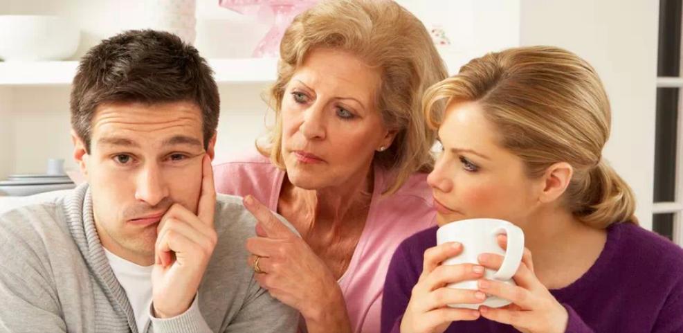 Tu suegra o tú, ¿quién es la primera para tu esposo?