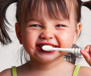 ¿Cuál es el secreto para crear buenos hábitos de higiene bucal en los niños?