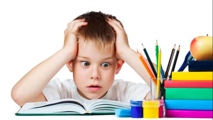 Señales tempranas de un trastorno del aprendizaje