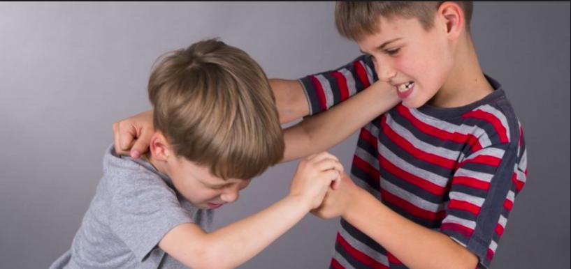 Agresividad en niños de 3 a 5 años: Por qué ocurre y cómo solucionarla