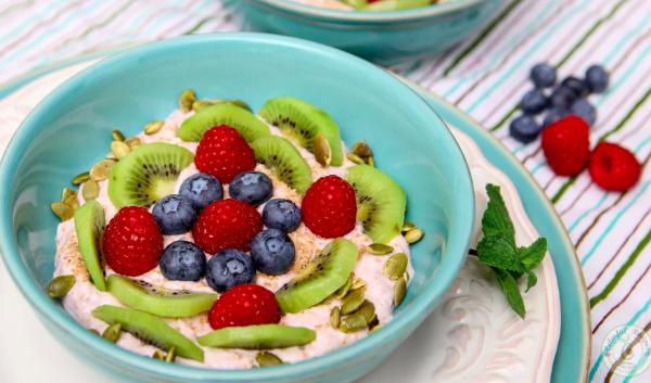 Desayunos rápidos y saludables para los niños
